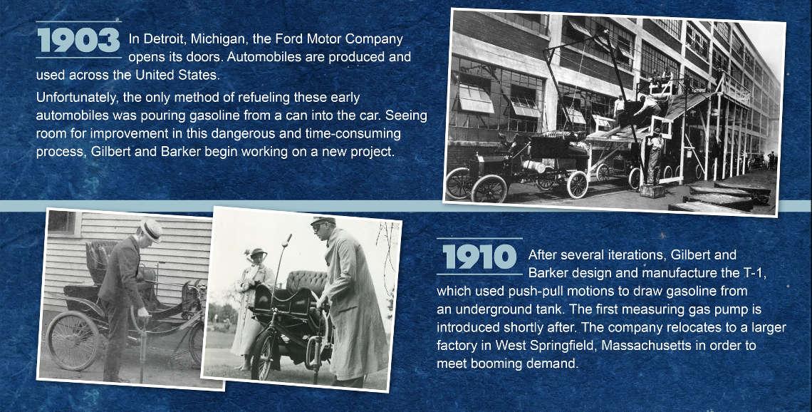Company History | Gilbarco Veeder-Root